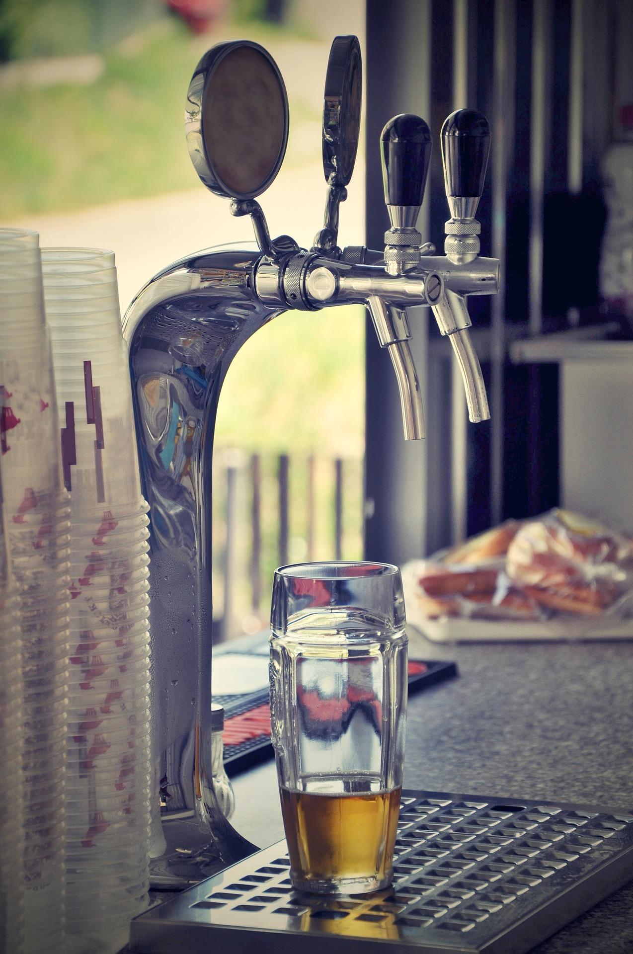 grifo de cerveza para casa